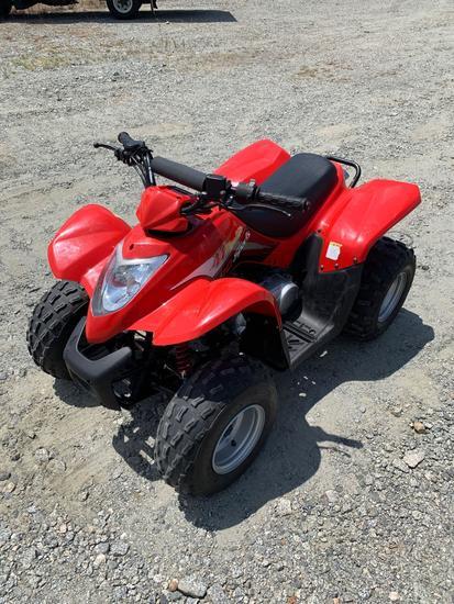 2012 Kymco Mongoose 90 Sports ATV