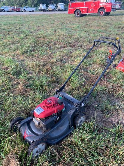 Honda HRX217 Lawnmower