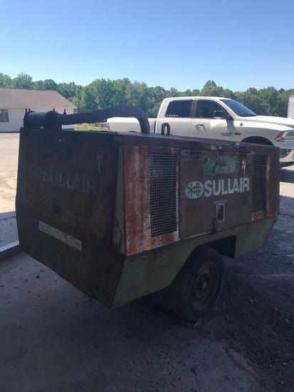 Sullair 185Q Air Compressor