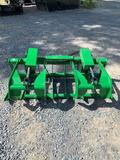 (UNUSED) 66 Inch Root Grapple JD Green