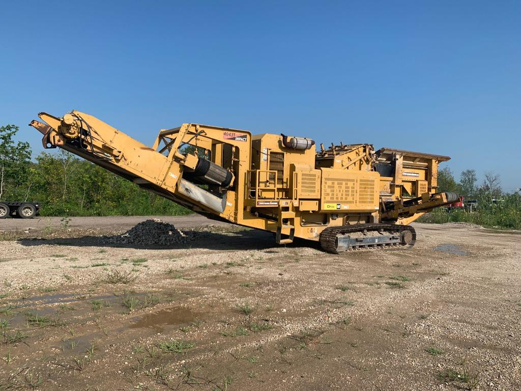 September Online Equipment Auction