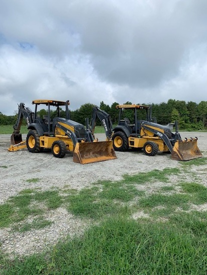UNRESERVED Live & Online Equipment Auction