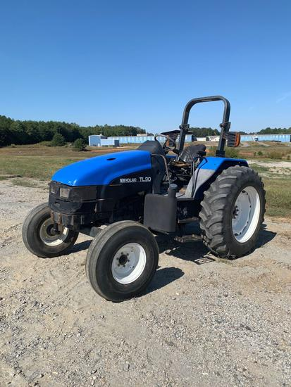 2003 New Holland TL 90