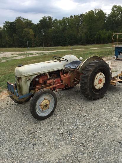 Ford TA 20 Ferguson Farm Tractor