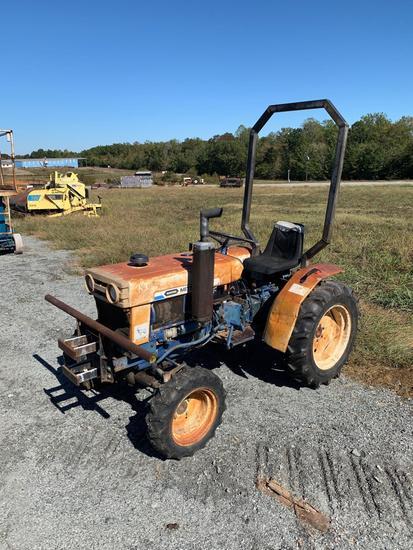 Mitsubishi Satoh 4WD Utility Tractor