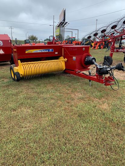2015 New Holland BC5070 Hayliner Square Baler