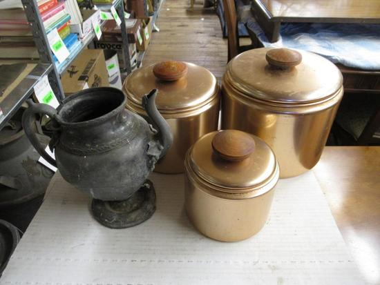 Vintage Teapot and more