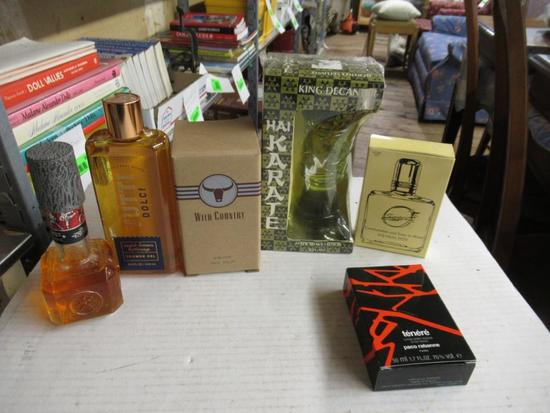 New Men's Aftershave, Shower Gel and more