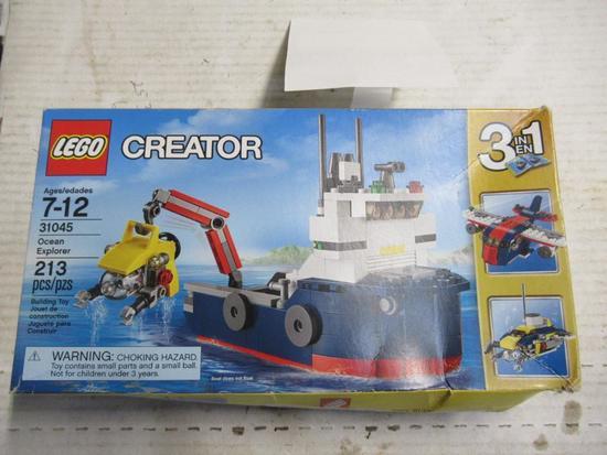 New lego creator 213pcs