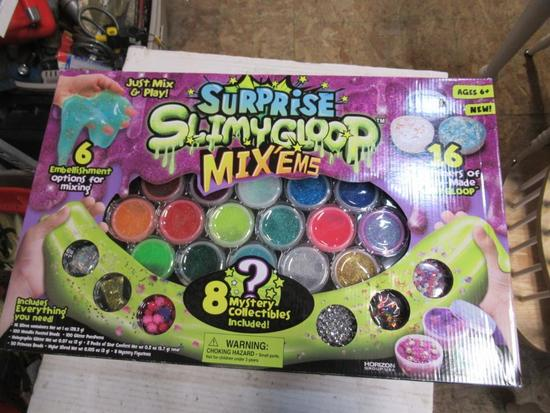 New surprise slimygloop mix'ems