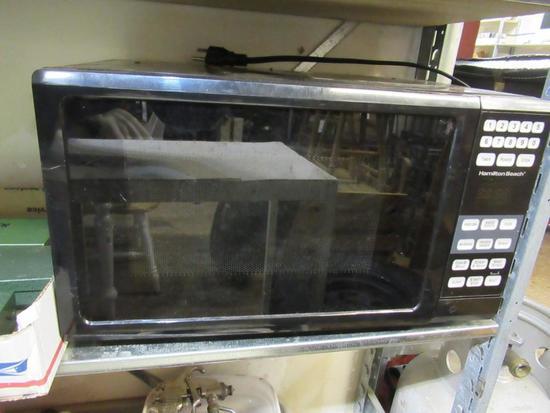Hamilton beach microwave NO SHIPPING