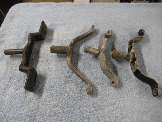 Rudder Arms