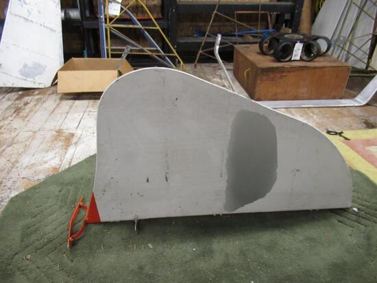 Tail Rudder. SPECIAL SHIPPING REQUIREMENTS