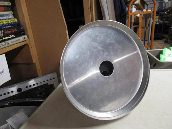 """12"""" Aluminum Propeller Spinner"""