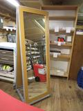Double sided Mirror on Wheels 71