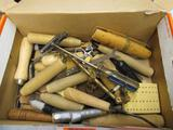 Assorted Wood Carving Tools