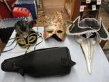 Masks and more