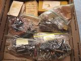 Model Train - Assorted American Flyer Parts and Pieces