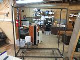 Metal Cart on Wheels 67