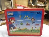 Super Mario Bros Nintendo DS Lunch Box