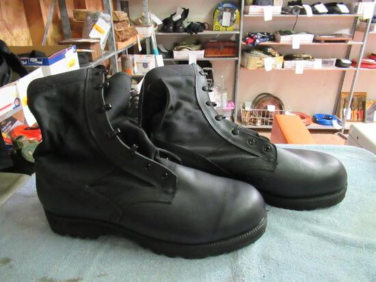 Military - New Boots sz 11.5