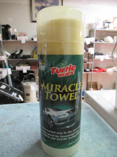 New Turtle Wax Miracle Towel
