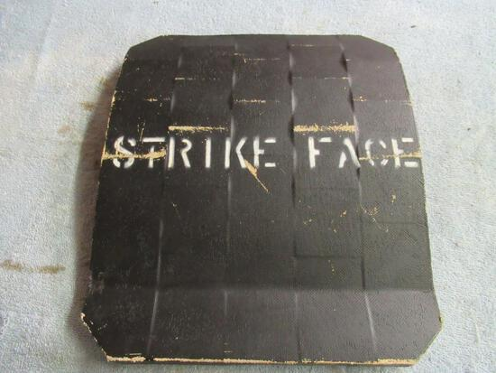 Military - Body Armour Plate