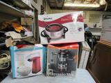 Air Popper, Fondue Set, Espresso Machine