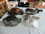 Assorted Goggles