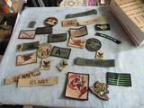 Military - Patches