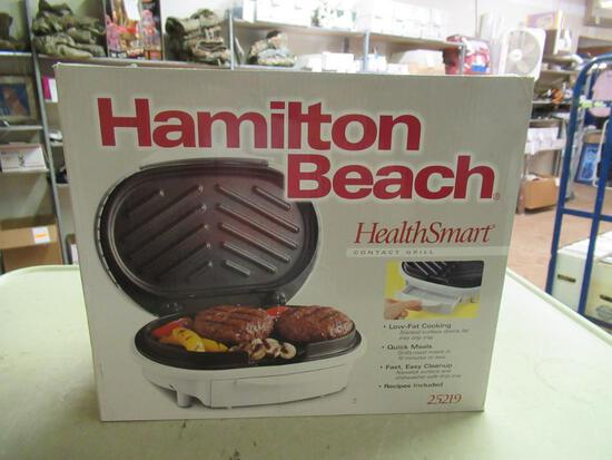 New Hamilton Beach Grill