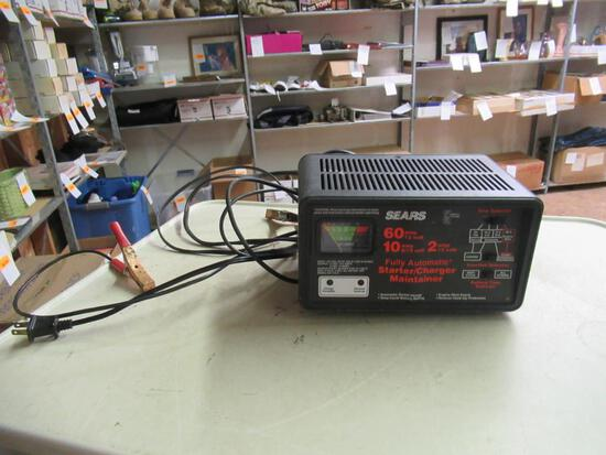 Sears Starter Charger