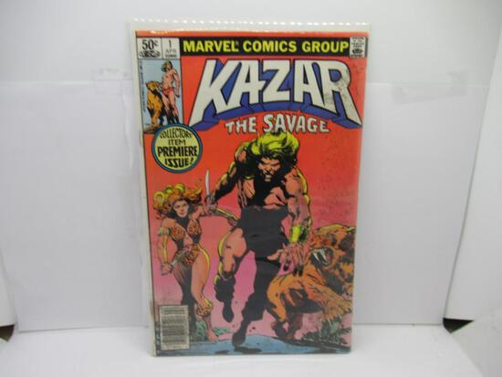 MARVEL COMICS KAZAR #1