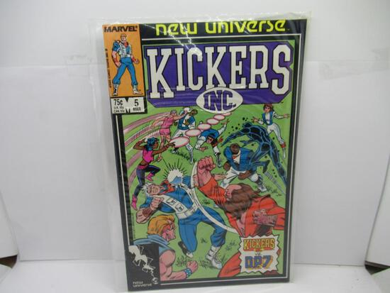 MARVEL COMICS KICKERS INC. #5