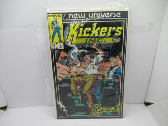 MARVEL COMICS KICKERS INC. #6