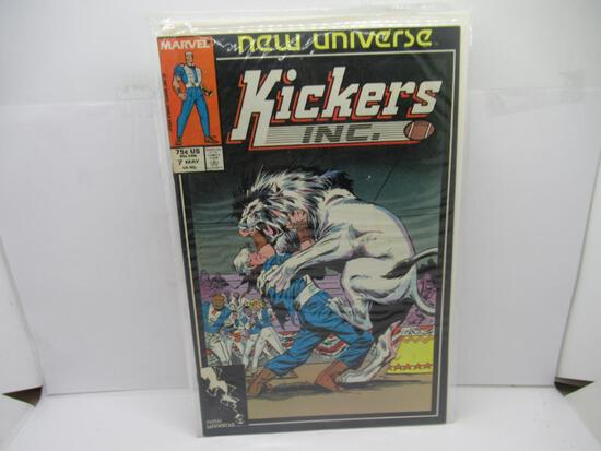 MARVEL COMICS KICKERS INC. #7