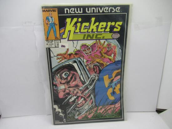 MARVEL COMICS KICKERS INC. #8