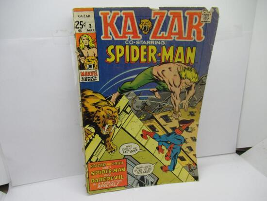 MARVEL COMICS KAZAR #3