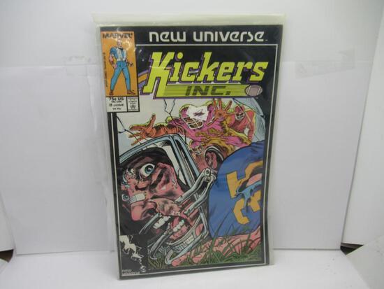 MARVEL COMICS KICKERS INC. #8