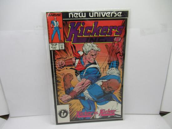 MARVEL COMICS KICKERS INC. #11