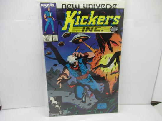 MARVEL COMICS KICKERS INC. #12