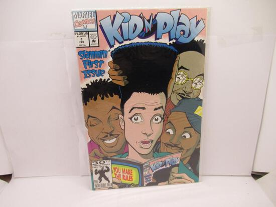 MARVEL COMICS KID N PLAY #1