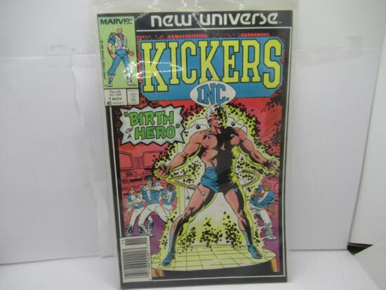 MARVEL COMICS KICKERS INC. #1
