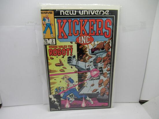 MARVEL COMICS KICKERS INC. #2