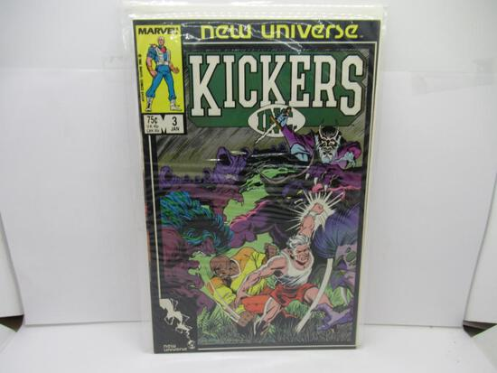 MARVEL COMICS KICKERS INC. #3