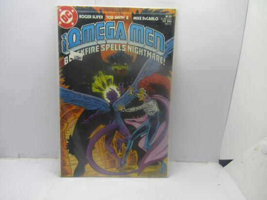 DC COMICS THE OMEGA MEN #11