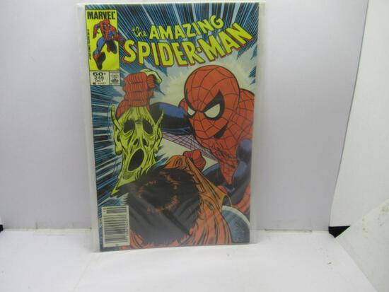 MARVEL COMICS THE AMAZING SPIDER-MAN #245