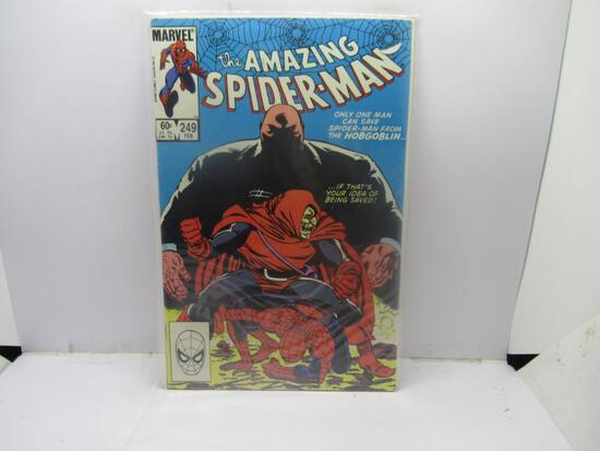 MARVEL COMICS THE AMAZING SPIDER-MAN #249