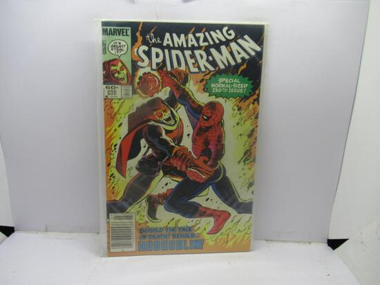 MARVEL COMICS THE AMAZING SPIDER-MAN #250