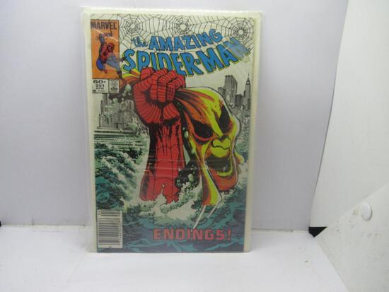 MARVEL COMICS THE AMAZING SPIDER-MAN #251